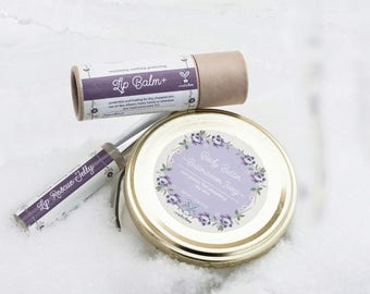 Winter Skin Care Essentials Kit