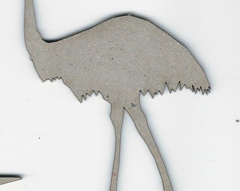 Emu. 1.8mm thick chipboard. Measures 85mm x 55mm. Comes in a pack of 2. Left and right facing.