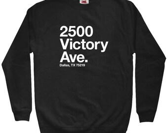 Dallas Hockey Stadium Sweatshirt - Men S M L XL 2x 3x - Crewneck, Texas Shirt, Arena, Fan, Sports, Gift - 4 Colors