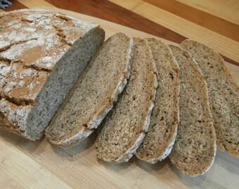 Maine Sea Kitchen Einkorn Bread