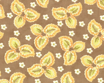 Fig Tree for Moda, Tapestry, Fantasy Petals in Cobblestone 20197.13 - 1 Yard Clearance