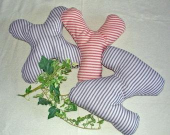 Letter Pillows X - Z