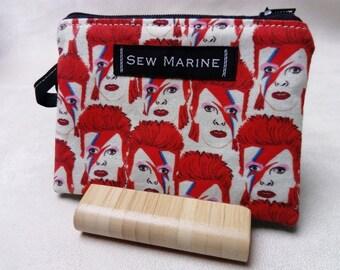 Porte-monnaie David Bowie - Ziggy Stardust