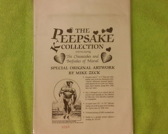 The Peepsake Collection, Marvel Comics, 1991