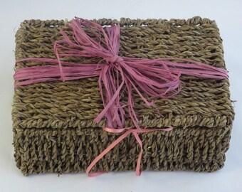 Fill Your Own Gift Hamper - Dusky Pink