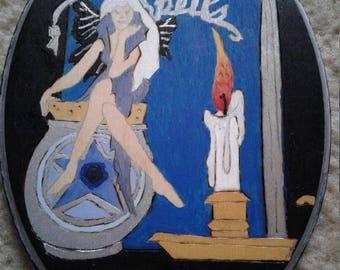 Fairy painting #2