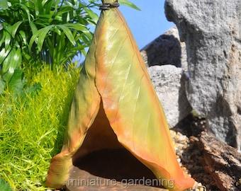 Teepee for Miniature Garden, Fairy Garden