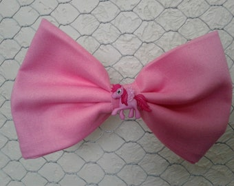Pony fabric bow