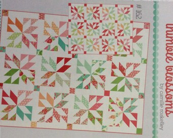 Lucky Quilt Pattern - Camille Roskelley - Thimble Blossoms - TB #162