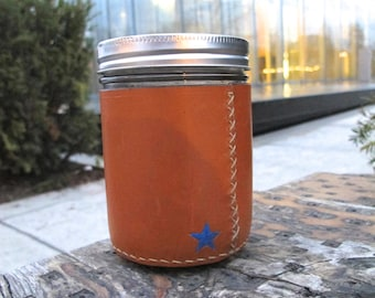 Mason Cup holder, wide mouth jar holder