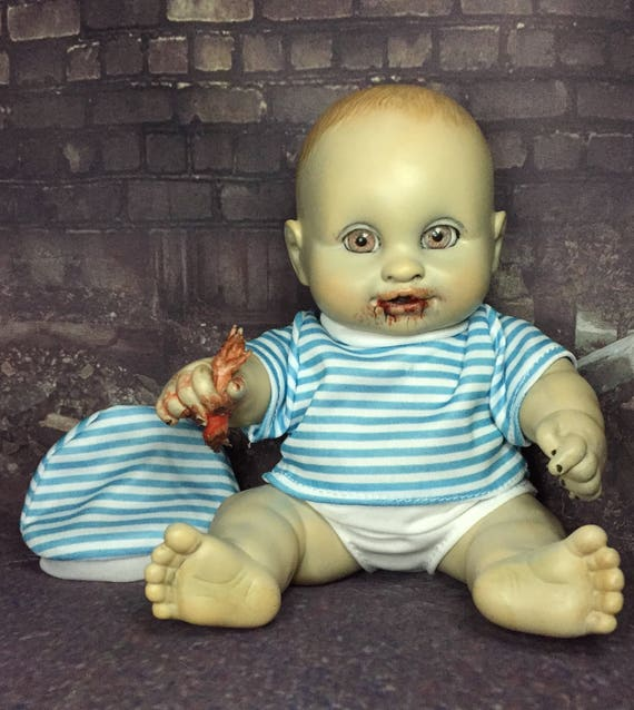 Hannibal Original Undead Cannibal  Serial Killer Biohazard Baby