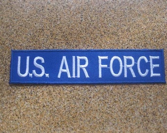 U.S. Air Force military PATCH badge