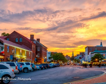 Sunset in Annapolis 2