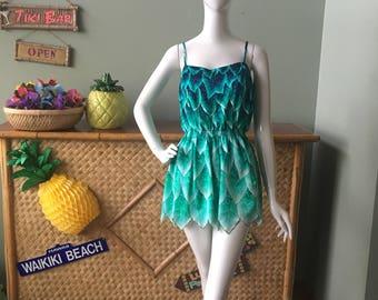 Fabulous De Weese swimsuit.