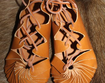 Made to order Celtic Shoes