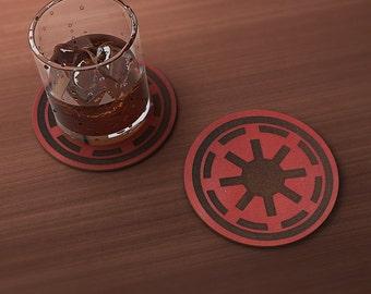 Star Wars Republic Geek Drink Coaster