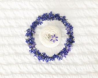 Bloom Handmade Studio Note Cards: Ring of Field Flowers