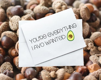 You're Everything I Avo Wanted