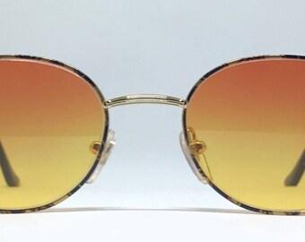 Roccobarocco AV-33 / Vintage Sunglasses / Custom Lens / NOS Unworn / Made In Italy