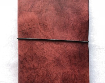 Leather Traveler's Notebook