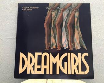 Dreamgirls - Original Broadway Cast Album, vinyl record, Original Broadway Cast