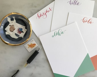 Greetings Stationery Set- Pack of 12
