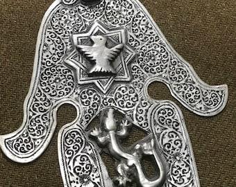 Antique  silver << khamissa >>