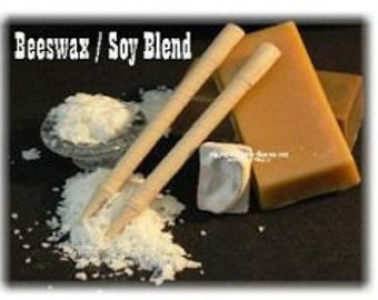 Pack of 10 Beeswax Blend Ear Candles