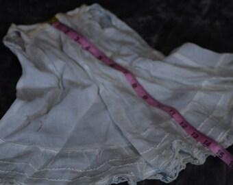 "15"" ANTIQUE doll dress"