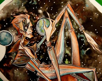 ZIGGY STARDUST -David Bowie