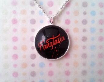 """True Blood """"Fangtasia"""" Necklace"""