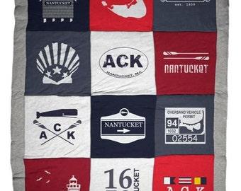 Nantucket Destination Blanket