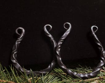 Forged Torc braclets
