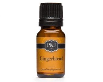 Gingerbread Premium Grade Fragrance Oil - Scented Oil - 10ml/.33oz