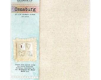 Fabric Elements | Osnaburg | 22 x 36 inches