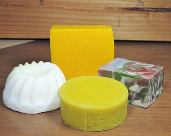 SALE!  Mix and Match any 3 small soaps for 8 dollars!