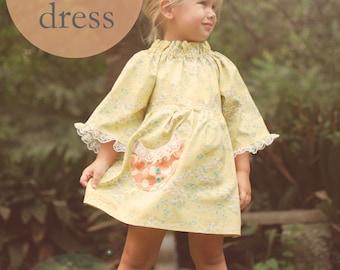 BG Originals Betsy's Dress pdf pattern