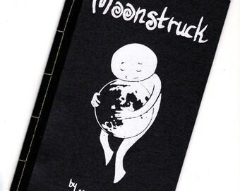 Mini Comic Book - Moonstruck by Megan Baehr