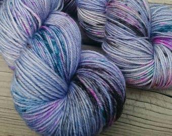 Unicorn Fluff - Squishy Sock - Superwash Merino & Nylon