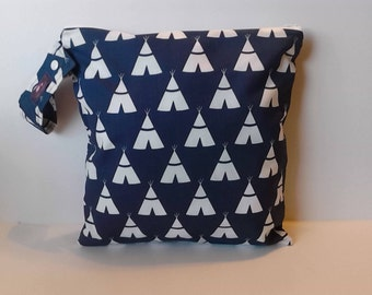 Wet Bag , Tepee Navy