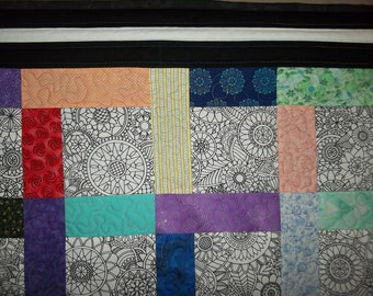 Color-Your-Own Quilt