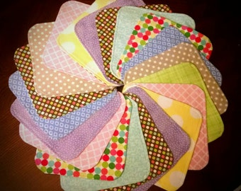 Cloth Wipes 2-Ply Cloth Wipes, Cloth Napkins, Family Cloth, Washcloths, Facial Wipes, Flannel and/or Terry, Durable, Long Lasting