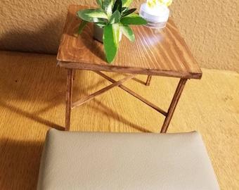1:6 Scale Miniature Kitchen Table