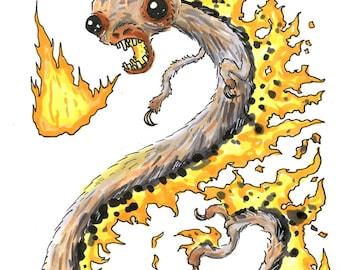 Sloth Dragon