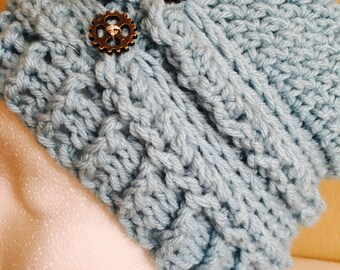 Made to Order Crochet Braided Beanies