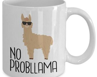 Llama coffee mug for that funny friend or family