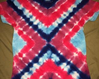 Tie Dye X Marks the Spot!