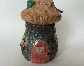 Stony Thatch Fairy House