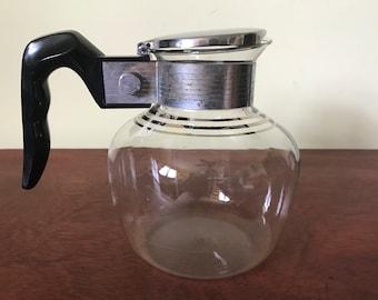 Vintage Pyrex Coffee Carafe