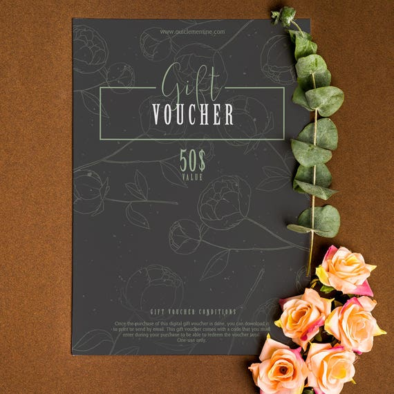 Gift Certificate / Tarjeta Regalo